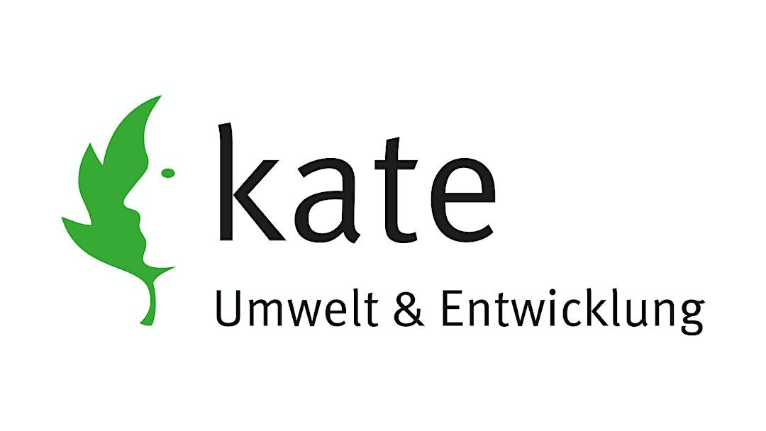 kate-  Umwelt und Entwicklung e.V.