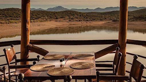 Safari-Lodges & Glamping-Hotspots