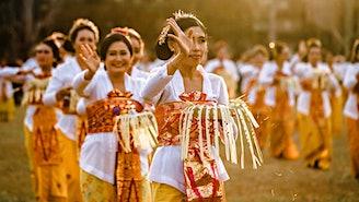 Yoga-Schulen auf Bali