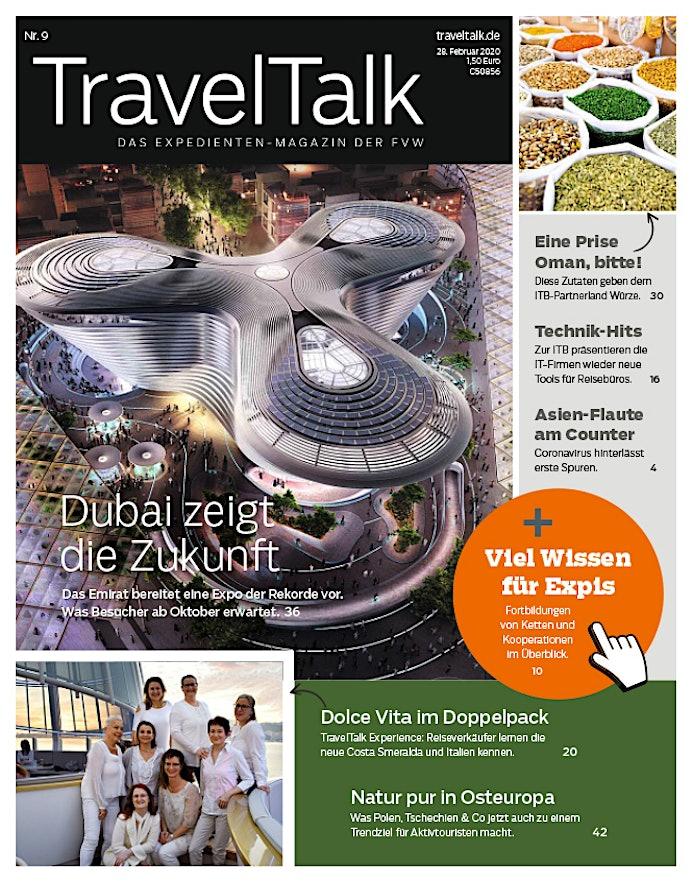 Fortbildung, Expo in Dubai und Technik-Hits zur ITB