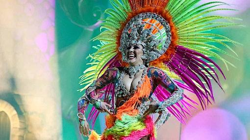 Wähle jetzt Mr & Mrs Karneval!